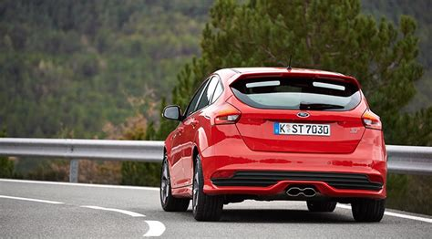 ford focus st diesel  review car magazine