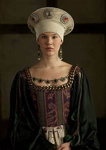Joss Stone as Anne of Cleves - Tudor History Photo ...
