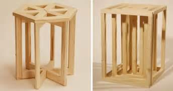 Hocker Aus Holz  50 Schöne Modelle! Archzine