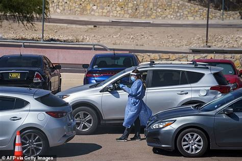Curfew imposed in El Paso County in Texas as all hospitals ...