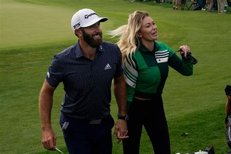 Who is Dustin Johnson's fiancee Paulina Gretzky, and does ...