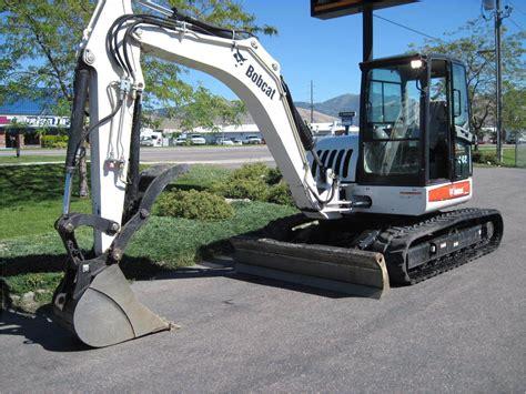 featured bobcat mini excavator    bobcat  sn    ton  hrs check