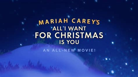 Mariah Carey's 'all I Want For Christmas Is You' To Become