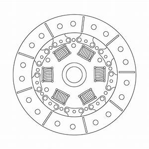 Toyota Corolla Clutch Friction Disc  Replace  Transmission