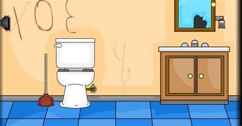solved escape the bathroom walkthrough