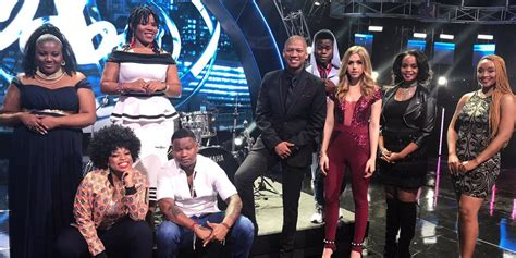 VIDEO: Idols SA Season 13 - 100 Percent Stage-worthy ...