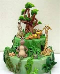 Madagascar Jungle Cake