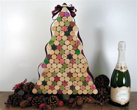 cork christmas tree request a custom order and something made just for you