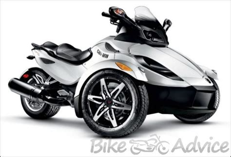 The Three Wheeled Motorcycle