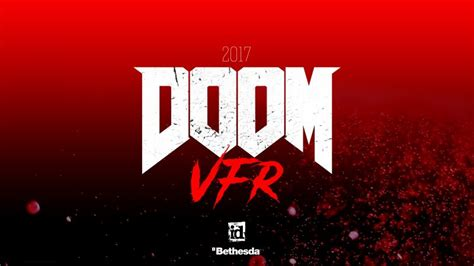 Wallpaper Doom Vfr, 4k, 2017, Vr, E3 2017, Games #13724