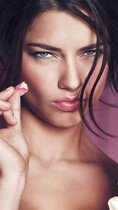 Adriana Lima Secret Angel Portrait Pink Victoria