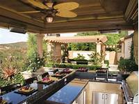 pictures of outdoor kitchens Outdoor Kitchen Ideas | DIY