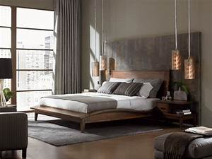 10 brilliant brown bedroom designs contemporary bedroom for Contemporary bedroom furniture designs