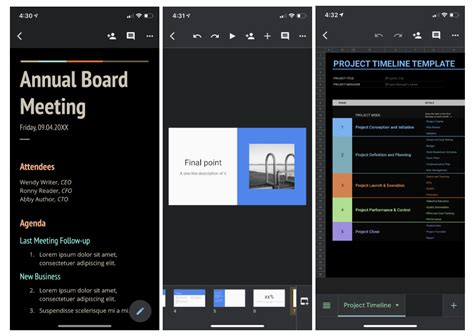 Google brings dark theme support for Docs, Sheets, and ...