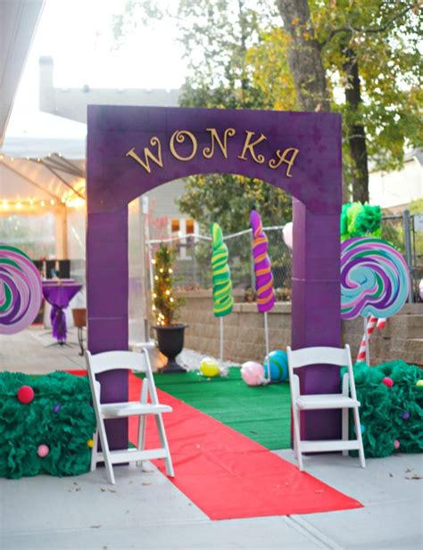 Willy Wonka Halloween Party  Parties For Pennies