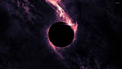 Planet Space Wallpapers Purple Hole Planets Mobile