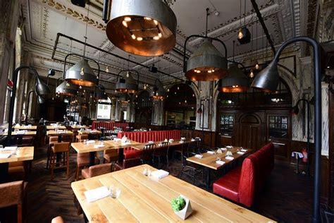 nosh  quaff colmore row birmingham bar reviews