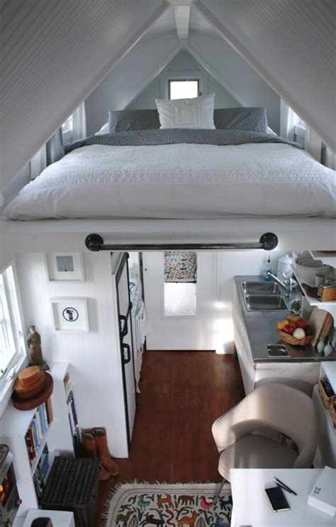 tiny home interior tiny house with tiny home offices hgtv 39 s decorating