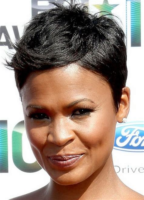 Black Pixie Hairstyles by Pixie Haircuts For Black