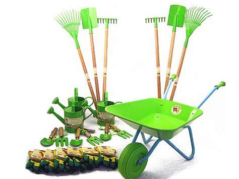 children s garden tools set gardening club for children garden tools
