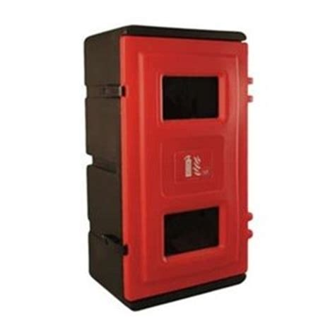 fire extinguisher cabinet 20 or 30 lb amazon com
