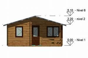 casas de madera modelo SUNNY DAYPE