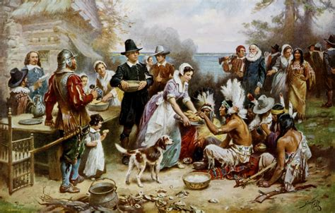 thanksgiving wild game extinction