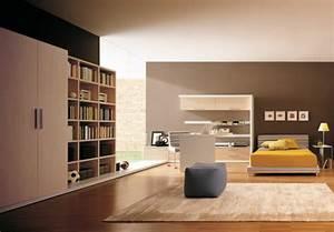 Warme Farben Fürs Schlafzimmer : moderne wandfarben 40 trendige beispiele ~ Markanthonyermac.com Haus und Dekorationen