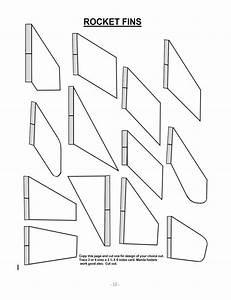 paper rocket fin template for school pinterest With bottle rocket fin template