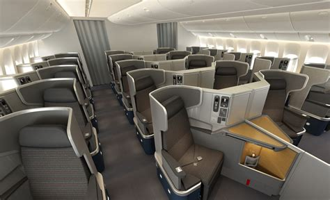 American Airlines Shows Off New Boeing 777-300er Interior