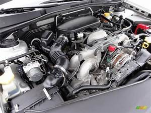 Subaru 2 5 Engine With