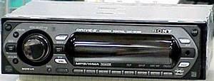 Sony -- Cdx-gt300
