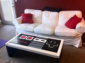 Custom NES Coffee Table Can Be Yours For 375
