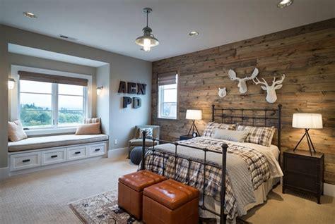 mur de chambre mur en palette pour chambre 20 styles qui vont tout changer