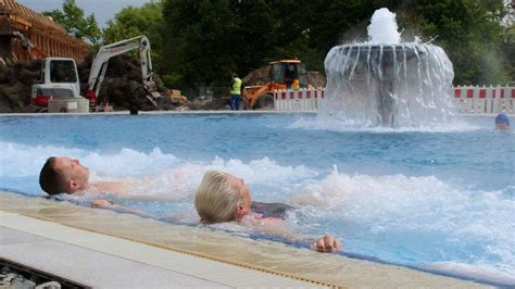 sole therme bad sassendorf sprudelliegen  der sole