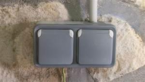 installer une prise de courant plexo dans une piece humide With installer prise electrique exterieure