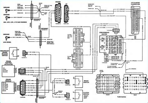 99 C1500 Brake Wiring Diagram by 1996 Chevy 1500 Wiring Diagram 96 Chevy Blazer Stereo