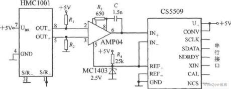 single axis magnetic field sensor with serial interface circuit 555 circuit circuit diagram