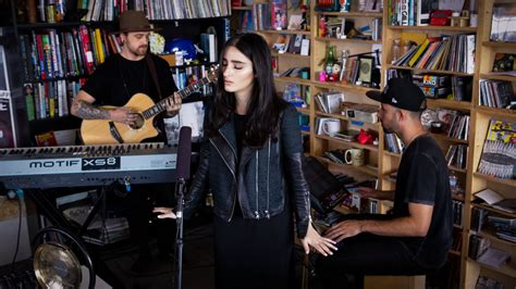 Npr Tiny Desk Banks Tiny Desk Concert Npr