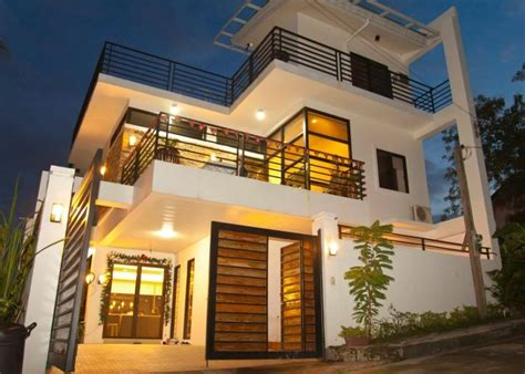 cebu central visayas philippines apartment  sale overlooking modern  house  cebu