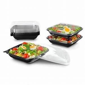 Salatschale Mit Deckel : kray boxen mit sichtfenster wei 22 5x15 5x5 cm online kaufen ~ Markanthonyermac.com Haus und Dekorationen