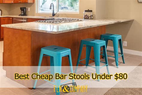 35 Best Cheap Bar Stools You Can Buy For Under  In 2019