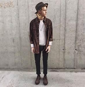 Style Rockabilly Homme : 1001 id es la tenue grunge des ann es 90 aujourd 39 hui ~ Dode.kayakingforconservation.com Idées de Décoration