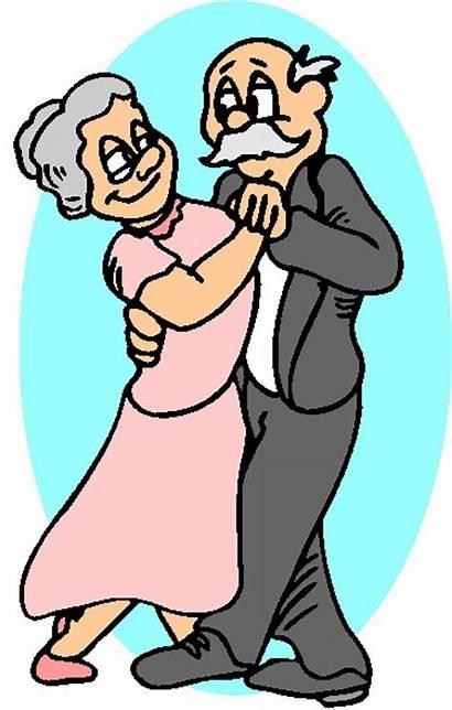 Dansen Cliparts Oma Dementia Clipart Opa Clip