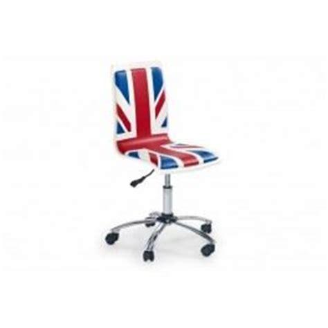 chaise de bureau anglais bureau drapeau anglais photos de conception de maison