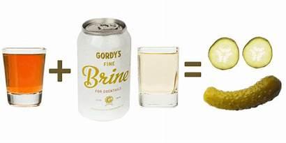 Pickle Juice Brine Brands Cocktails Olive