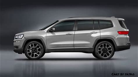 2019 Jeep Grand Cherokee  Image  Car Preview And Rumors