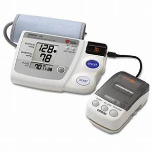 Instructions Omron Blood Pressure Monitor