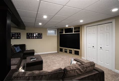 drop ceiling tile design ideas winda furniture basement