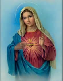 Risultato immagine per maria e la parola di dio